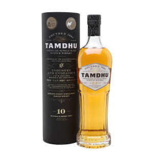 Tamdhu - Scotch Single Malt Whisky 10 yo GB - 0.7L, Alc: 40%