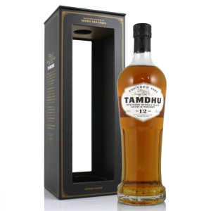 Tamdhu - Scotch single malt whisky 12 yo - 0,7L
