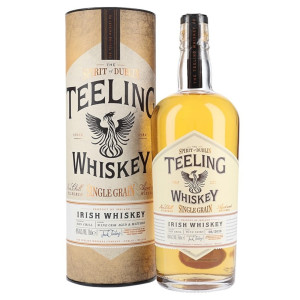 Teeling - Irish single grain whiskey gb - 0.7L, Alc: 46%
