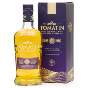 Tomatin - Scotch Single Malt Whisky 15 yo GB - 0.7L, Alc: 46%