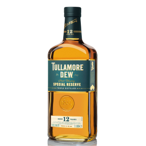 Tullamore Dew - Irish blended whiskey 12yo - 0.7L, Alc: 40%