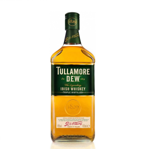 Tullamore Dew - Irish blended whiskey - 0.7L, Alc: 40%