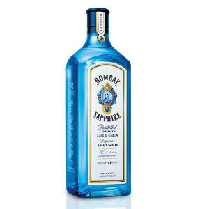 Bombay Sapphire - Gin - 0.7L, Alc: 40%