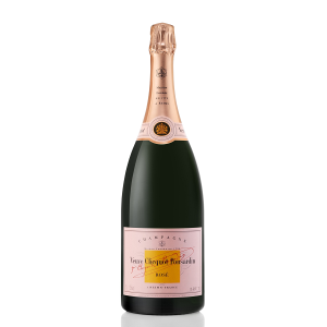 Veuve Clicquot - Sampanie rose - 0.75L, Alc: 12.5%