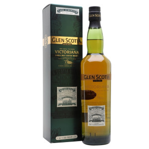 Glen Scotia - Victoriana Scotch single malt whisky  0.7 L