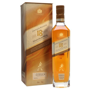 Johnnie Walker - Scotch blended whisky 18 yo GB - 0.7L, Alc: 40%