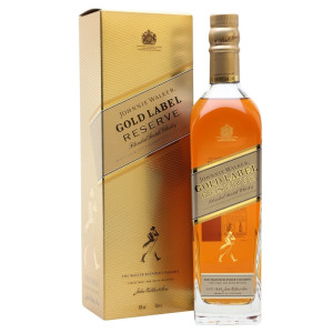 Johnnie Walker - Gold Label Reserve Scotch Blended Whisky - 0.7L, Alc: 40%