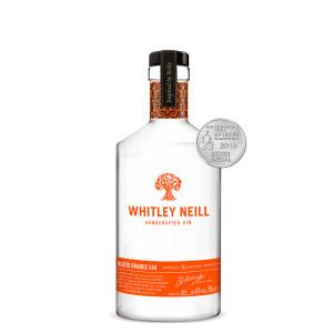 Whitley Neill - Gin Blood Orange - 0.7L, Alc: 43%