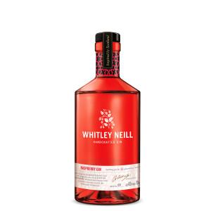 Whitley Neill - Gin Raspberry - 0.7L, Alc: 43%