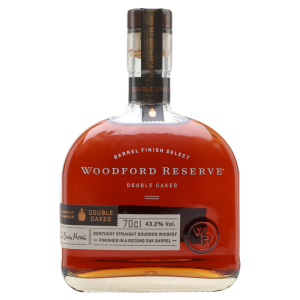 Woodford Reserve - Bourbon Whiskey Double Oaked - 0.7L, Alc: 43.2%