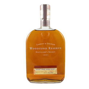 Woodford reserve - American Bourbon whiskey - 0.7L