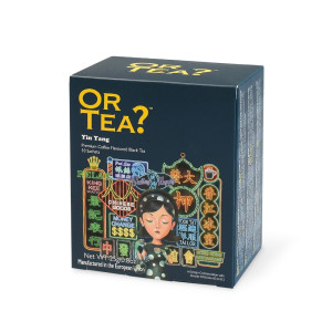 Or Tea? - Ceai Yin Yang 10 pl. x 2.5g