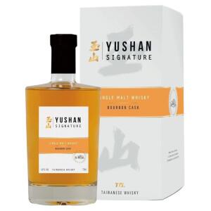 Yushan - Signature Bourbon Cask GB - 0.7L, Alc: 46%