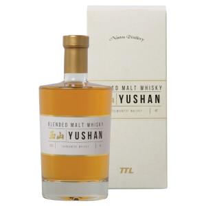 Yushan - Blended Malt Whisky GB - 0.7L, Alc: 40%