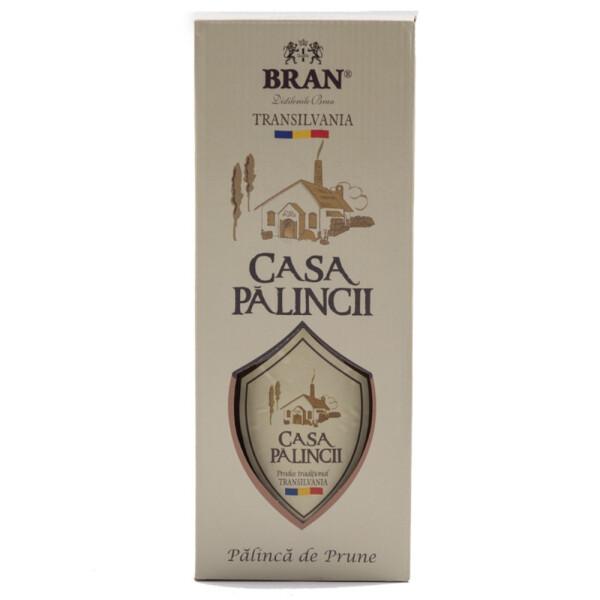 Bran - Palinca prune - Casa Palincii - 0.5L