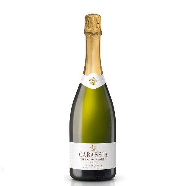 Crama Carastelec - Spumant Carassia  Blanc de Blancs 2016 - 1.5L