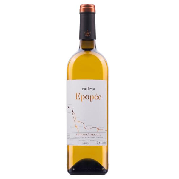 Catleya - Epopee - Alb Feteasca Regala 2019 - 0.75L, Alc: 12.5%