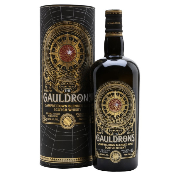 Gauldrons Cambeltown - Scotch blended malt whisky gb - 0.7L, Alc: 46.2%