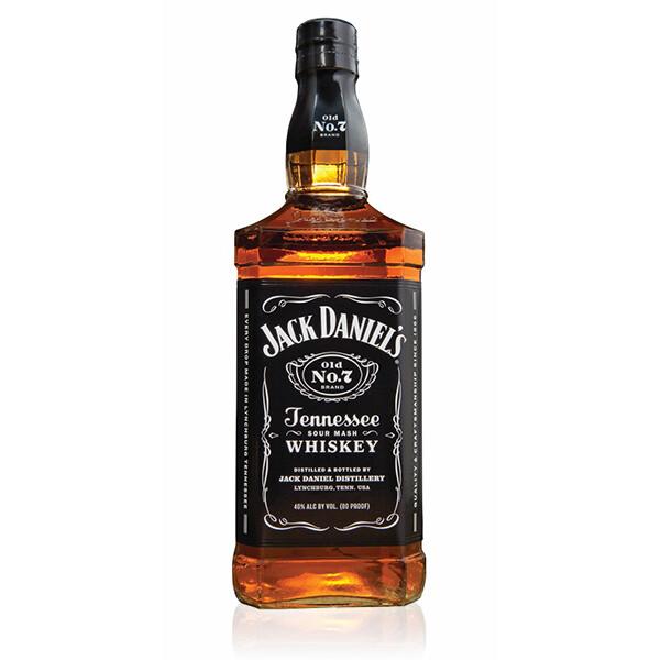Jack Daniel's - Tennessee whiskey - 0.7L, Alc: 40%
