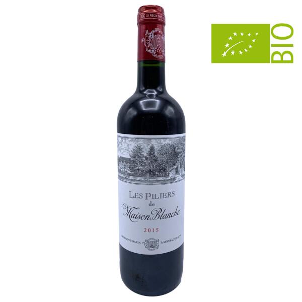 Vignobles Despagne Rapin - Les Piliers de Maison Blanche 2015 - 0.75L, Alc: 14.5%