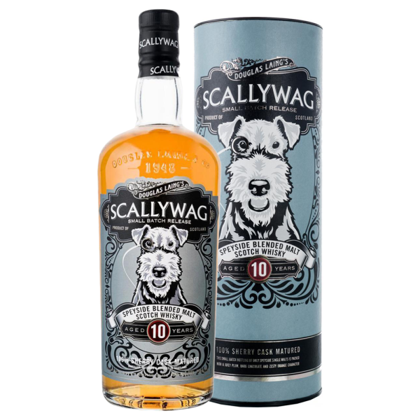 Scallywag - Scotch blended malt whisky 10 yo - 0.7L, Alc: 46%