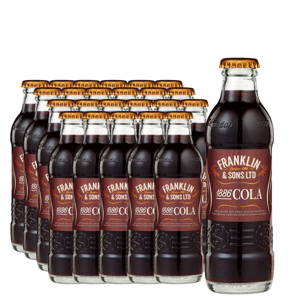 Franklin & Sons - 1886 Cola 24 buc x 0.2L