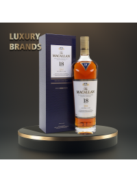 Macallan - Double Cask Scotch single malt whisky 18 yo - 0.7L, Alc: 43%