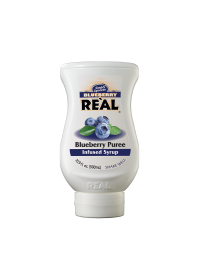 Real - Piure Blueberry 0,5L