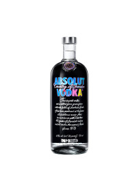 Absolut - Warhol Edition - 0.7L, Alc: 40%