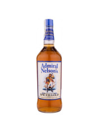 Admiral Nelson - Rom Spiced Gold - 1L