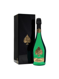 Armand de Brignac - Sampanie Brut Green bottle box - 0.75L , Alc: 12.5%