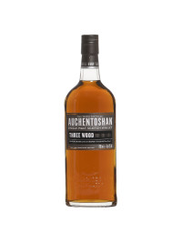 Auchentoshan - Scotch single malt whisky Three Wood - 0.7L, Alc: 43%