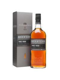 Auchentoshan - Scotch Single Malt Whisky Three Wood GB - 0.7L, Alc: 43%