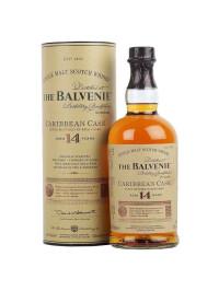 Balvenie - Scotch single malt whisky 14 y.o - 0.7L, Alc: 43%