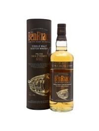 The BenRiach - Batch 1 Cask Strength Scotch single malt whisky 0.7L
