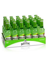 Bacardi Breezer - lime 0.275 L  X 24