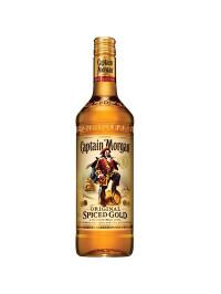 Captain Morgan - Rom spices gold - 0.7L, Alc: 35%
