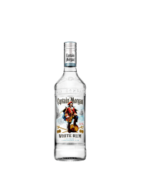 Captain Morgan - Rom White - 0.7L, Alc: 37.5%