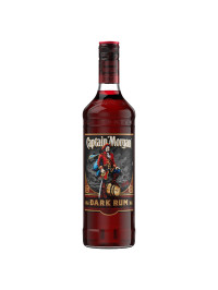 Captain Morgan - Rom black label - 0.7L, Alc: 40%