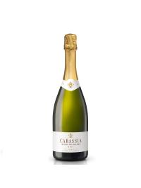 Crama Carastelec - Spumant Carassia Blanc de Blancs - 0.75 L, Alc: 12%