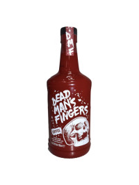 Dead Man's Fingers - Coffee Rum - 0.7L, Alc: 37.5%