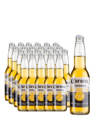 Corona Extra - Bere Pale Lager Mexic 24 buc. x 0.35L, Alc: 4.5%