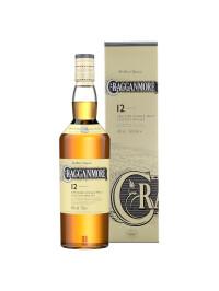 Cragganmore - Scotch Single Malt Whisky 12 yo - 0.7L, Alc: 40%