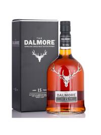 Dalmore - Scotch Single Malt Whisky 15 yo GB - 0.7L, Alc: 40%