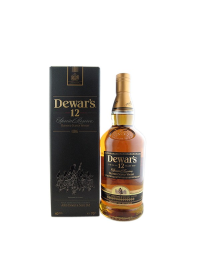 Dewar's - Scotch blended whisky special reserve gift box12 yo - 0.7L, Alc: 40%