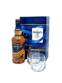 Dewar's - Scotch blended whisky special reserve 2 gls 12 yo - 0.7L, Alc: 40%