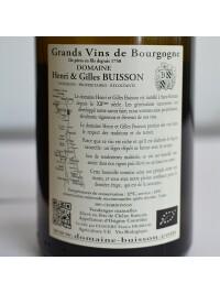 Domaine H&G Buisson - Sous la Chateau blanc BIO 2017 - 0.75L, Alc: 13%