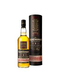 The Glendronach -The Hielan Scotch single malt whisky 8yo - 0,7L, Alc: 46%