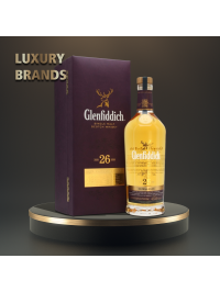 Glenfiddich - Scotch single malt whisky 26 yo - 0.7L, Alc: 43%