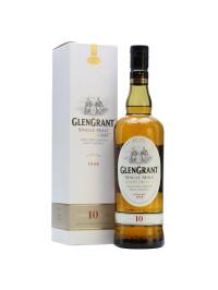 Glen Grant - Scotch single malt whisky 10 yo - 0.7L